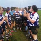 Witney Angels v Banbury Belles - Players Tunnel - Sun 29th Nov '15