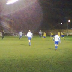 City goal vs Woodhouse Hill