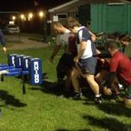 Basildon RFC - Scrummage with Graham Smith
