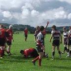 U'16s Cumnock v Dumfries
