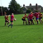 Joe's 2nd Vs Kirkcaldy