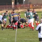 Smarty 2nd try for Clydebank vets v GHA