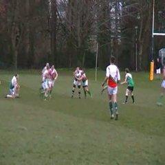 Cymru Red Dragons vs. Irish Exiles 2