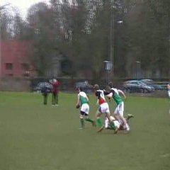 Cymru Red Dragons vs. Irish Exiles 3