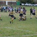Beccehamian RFC v Sittingbourne - 29/10/16 - Freddie's Try