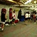 Under 16's pre season training