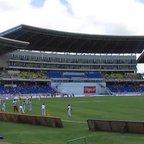 The Sir Viv Richards Stadium, Antigua.