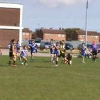 Mikey try v East Hull