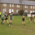 elliot 1st try v West Bowling