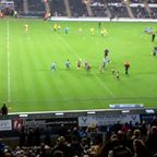 Hull Wyke u8's at The KC Stadium 2