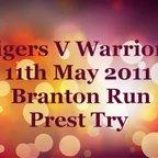 Vs Myton 11th May 2013 - Prest Try