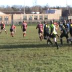 Rob Bryce's 1st try v Houghton 30th Jan.2016