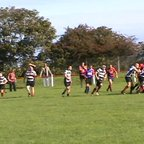 Ben Durrans 2nd try v Sedgefield 17th Sept. 2016