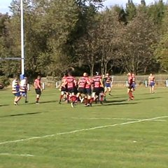Josh Dixon's Try v Ashington Sat.8th Oct. 2016