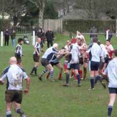 Angus Brown try against Bodmin