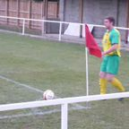 Woodford Utd v Barwell - Adam Wykes Corner