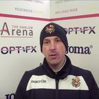 HTFC vs Soham Town Rangers post-match interview