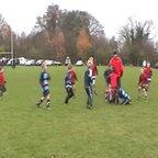 Banbury U9s v Newbury (21/11/10)