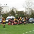 Ron's try against Thornbury 31.10.09