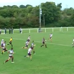 Titans Tries v Exmouth