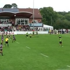 Titans Tries v Bury St Edmunds