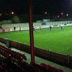 vOssett Town U19, Rob Thomas's goal