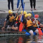 Daft Rafts on The Quay - Team 3 - The Titanic