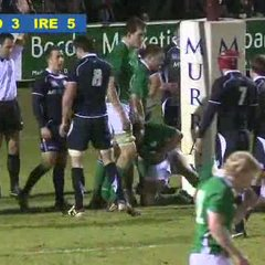 SRTV - Scotland A v Ireland Wolfhounds 26 Jan 2011