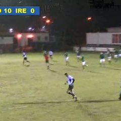 SRTV - Scotland Clubs v Ireland Clubs