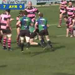 SRTV - Boroughmuir v Ayr 9th April 2011