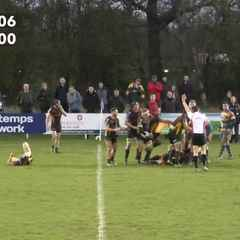 North Mids Cup - Semi Final Highlights