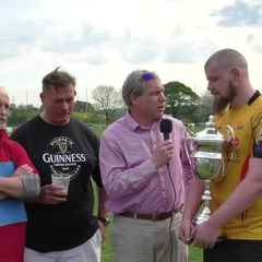 Cup Final Interview