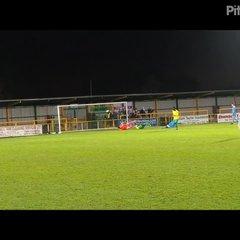 Mark Onyemah 2nd goal v Brentwood 1511