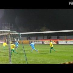 Mark Onyemah 1st Goal v Brentwood 1511