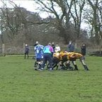 Cammy Shaw try vs Portobello March 2012