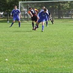 27-09-2014 Newbury Reserves v Turnpike Sports