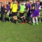 BCFA Saturday Amateur Cup presentation