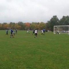 Goal for U13 Puma's