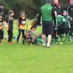 U9 minis in action v City of Derry U9s