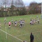 1st Try - 2nds v. Billingham - 12 Jan 2013