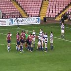 1st Try v Tynedale Raiders - 12 Oct 2013
