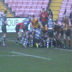 1st Try v B'ham/Solihull - 25 Jan 2014