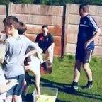 Soak the coach (Mark Nuttall)