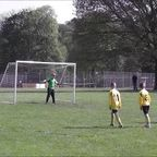 Oliver Taylor Winning Penalty