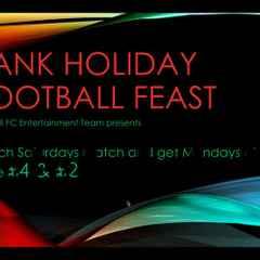 Bank Holiday Weekend at Jockey