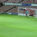 Wrexham Away - Lee Beeson Penalty