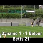 Loughborough Dynamo 3 - 4 Belper - FA Trophy Preliminary Round