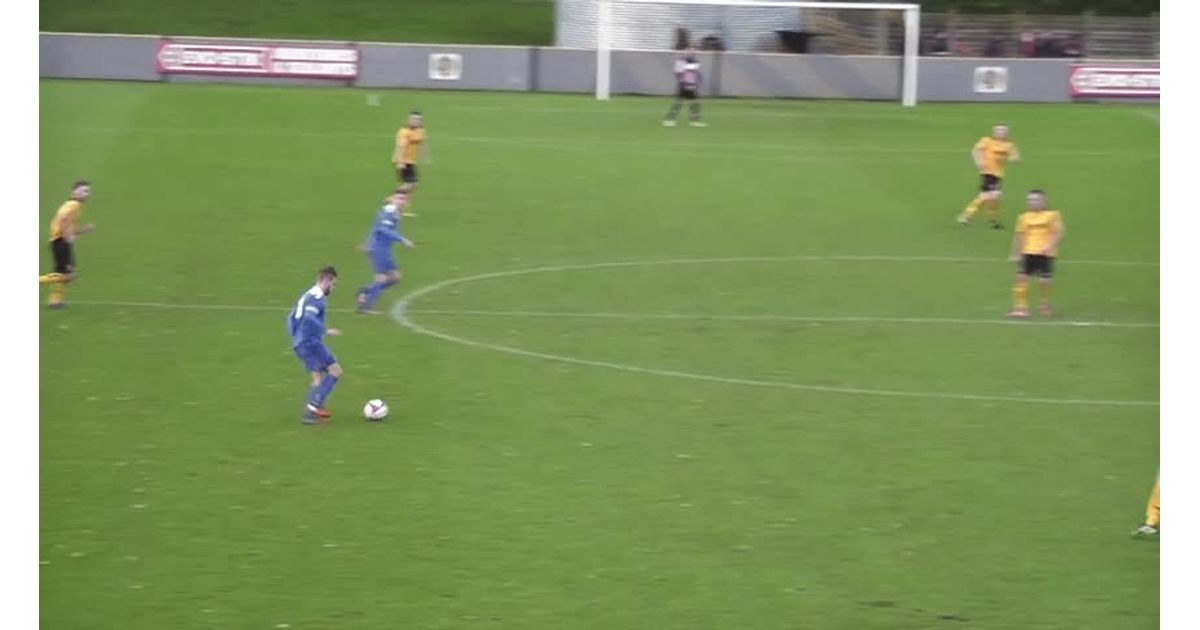 Dynamo 0 - 5 SCT - Videos - Loughborough Dynamo FC