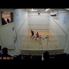 Liverpool CC v Hyde CSC Squash 1st Team - 19/01/2016