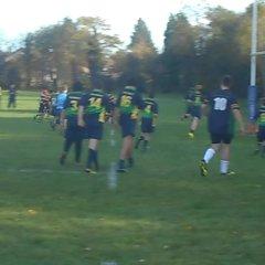 Derek score Try 2